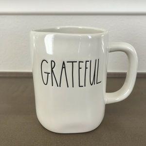 Rae Dunn GRATEFUL Mug